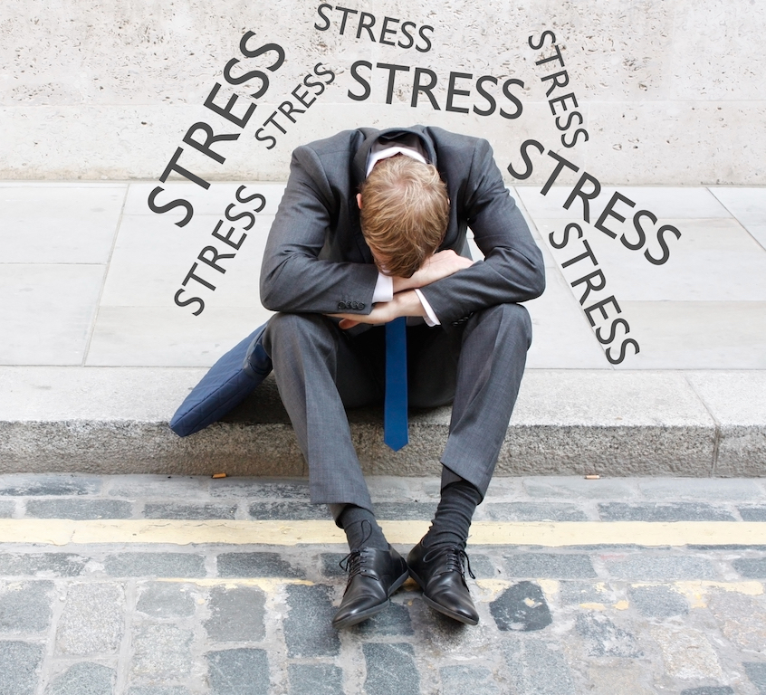 How To Deal With Stress...