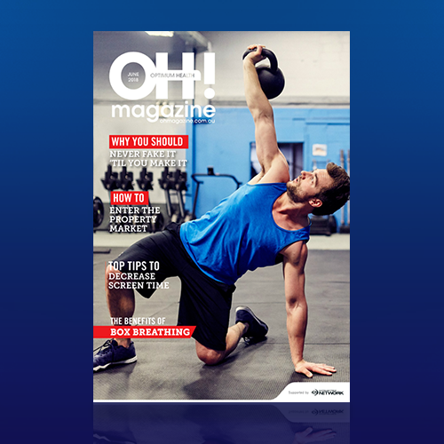 OH Mag – Why you shouldn't fake it until you make it