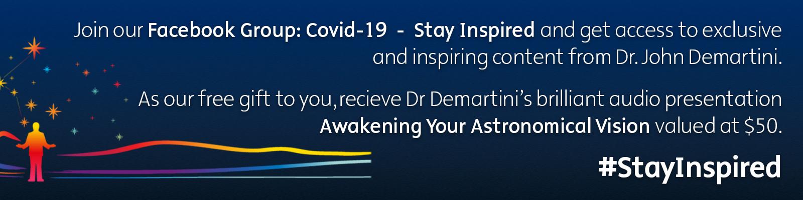 Free Gift: Awakening Your Astronomical Vision