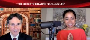 secret to create a fulfilling life