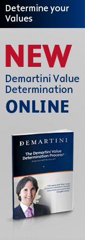 Do the Values Determination online