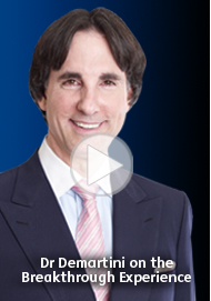 Dr Demartini on The Breakthrough Experience