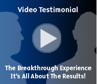 The Breakthrough Experience Testimonial